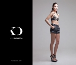 Kate-Dioneda-Campaign-Composition07-AllOverStuddedBra-TwoZipBlackMiniShorts
